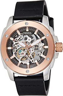Fossil Casual Watch For Men Analog Leather - ME3082