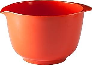 Hutzler Margrethe 2 Liter Mixing Bowl, Orange