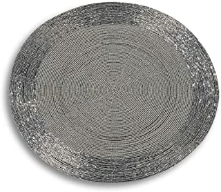 Best silver metal placemats Reviews
