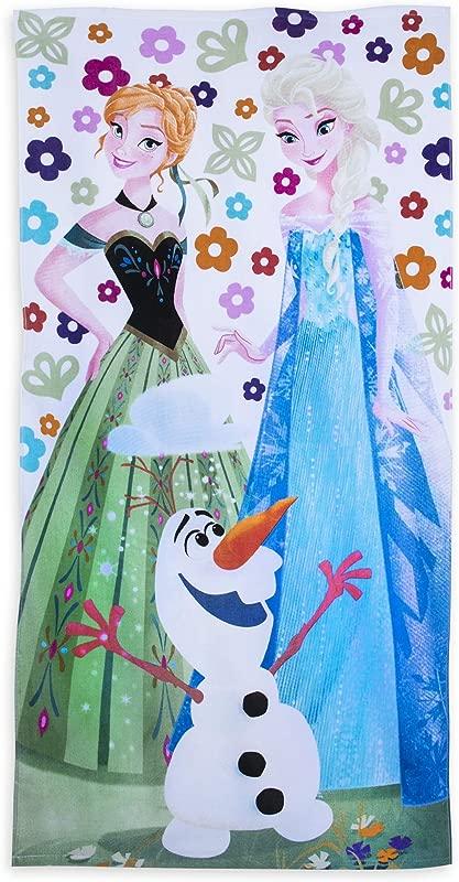 Disney Frozen Beach Towel Multi427260210374