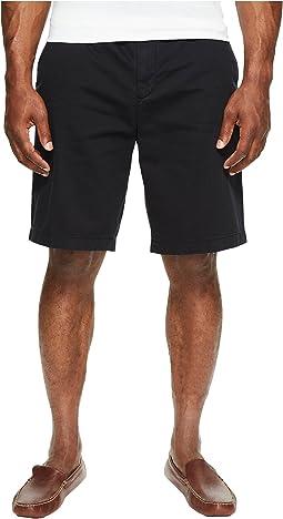Big & Tall True Khaki Flat Front Short