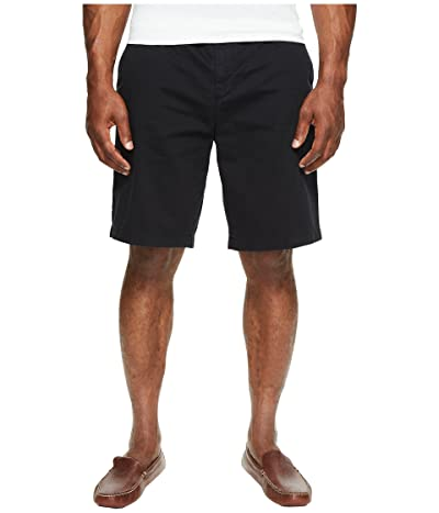Nautica Big & Tall Deck Short (True Black) Men