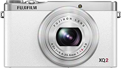 Fujifilm XQ2 Zoom Digital Camera (White)