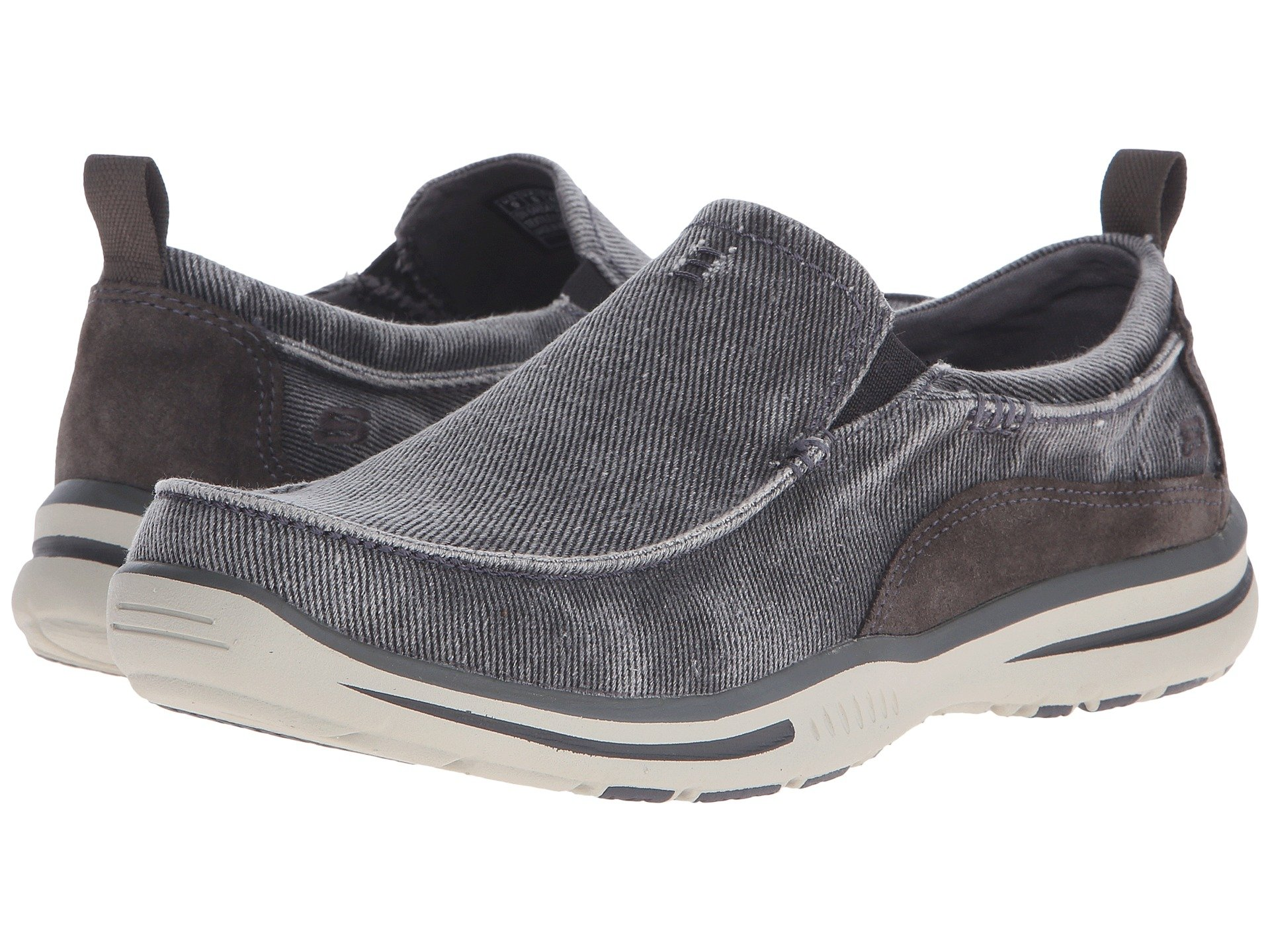 Skechers Relaxed Fit Elected Drigo At Zappos Com
