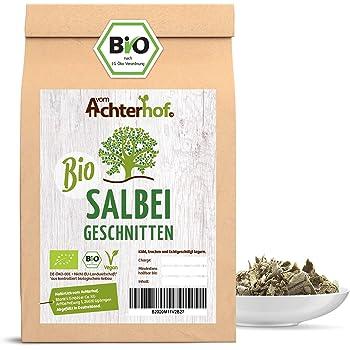 Salbeitee Bio lose (500g) Salbeiblätter getrocknet Salbei Blätter Tee