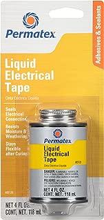 Permatex 85120 Liquid Electrical Tape, 4 oz
