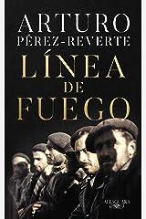Línea de fuego (Spanish Edition) Kindle Edition