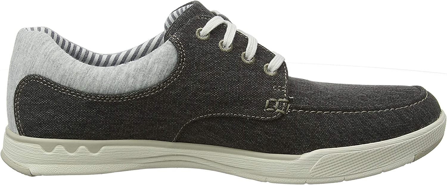 6.5 Derbys Homme Clarks Step Isle Lace