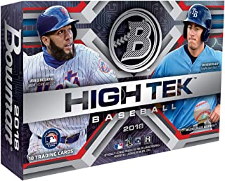 2018 bowman high tek baseball