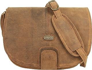 """HAROLD""""S Antico Umhängetasche Flap Bag Leder 25 cm"""