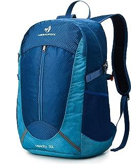 NEEKFOX Lightweight Packable Hiking Backpack 30L Travel Hiking Daypack for Men Women