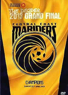 Hyundai A-League [Soccer] Grand Final 2013 Central Coast Mariners DVD
