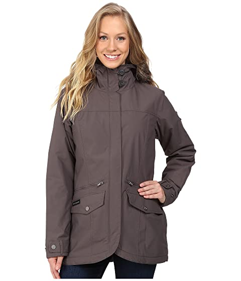 Columbia Women's Grandeur Peak Mid Jacket (Mineshaft)