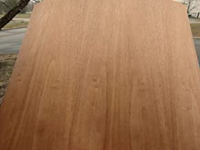 African Mahogany wood veneer 24