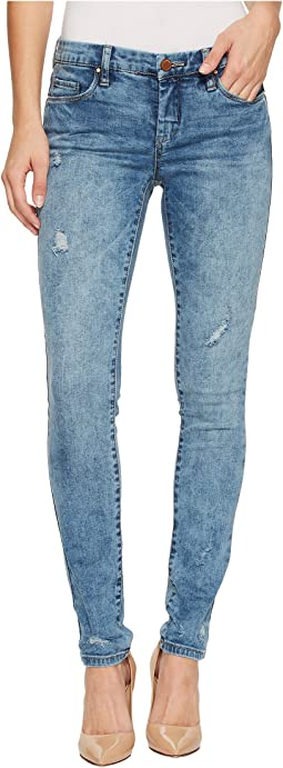 Blank NYC - Denim Distressed Skinny in Block Party