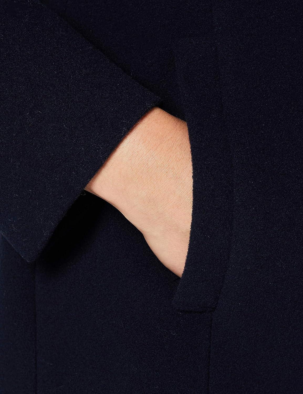 Daniel Hechter Damen Wollmischungs-Mantel 680