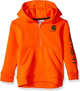 Carhartt Boys' Toddler Long Sleeve Sweatshirt