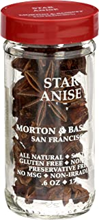 Morton & Bassett Anise Star, 0.6 ounce