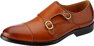 Antoine & Stanley Men's STRIBRN01 Strickland Loafer Flats
