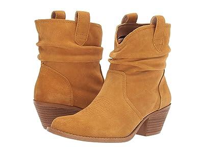 Dingo Jackpot (Mustard) Cowboy Boots