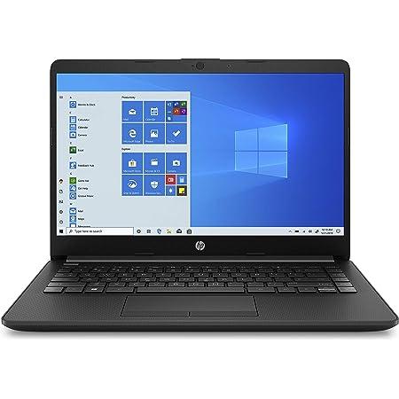 "HP 14 Ultra Thin & Light 14"" (35.56cms) Laptop (10th Gen i3-1005G1/8GB/256GB SSD/Win 10 Home/MS Office/1.47 Kg/Jet Black), 14s-cf3074TU"