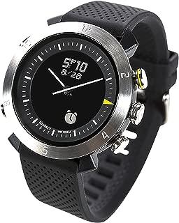 Cogito Classic Silver Arrow - Smartwatch (iOS 7.0/Android 4.3), Plateado
