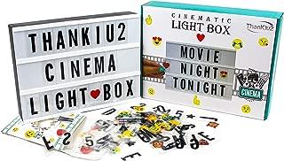 Best diy movie light box Reviews