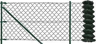 pro.tec Set completo valla cerca - malla de alambre de acero