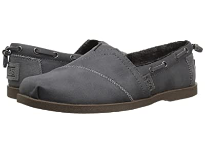 BOBS from SKECHERS Chill Luxe Buttoned Up (Gray) Women
