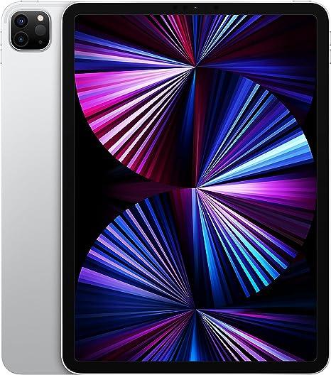 -2021 Apple iPad Pro (11‑inch iPadPro, Wi-Fi, 128GB) - zilver (3egeneratie)-aanbieding