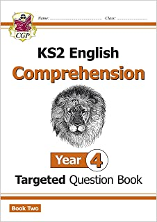 KS2 English Targeted Question Book: Year 4 Comprehension - Book 2