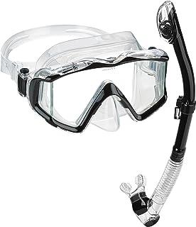 Aqua Lung Sport Force Scuba Snorkeling Dive Mask