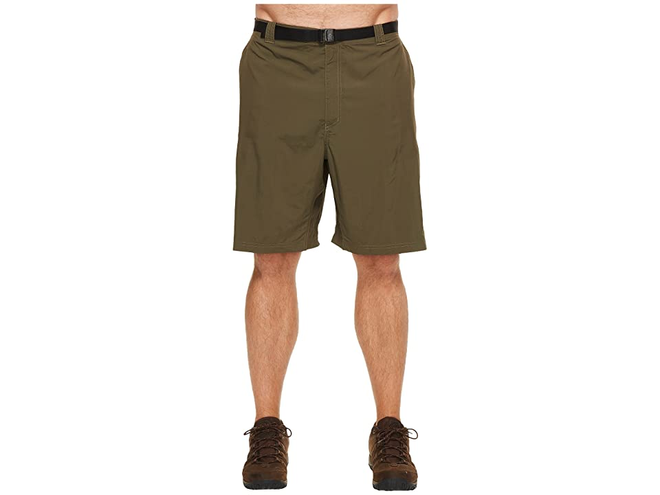 Columbia Big Tall Silver Ridge Cargo Short (42-54) (Peatmoss) Men