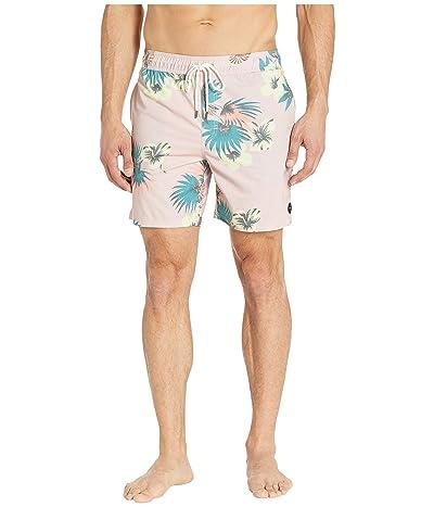 RVCA Eclectic Elastic Shorts (Dusty Blush) Men