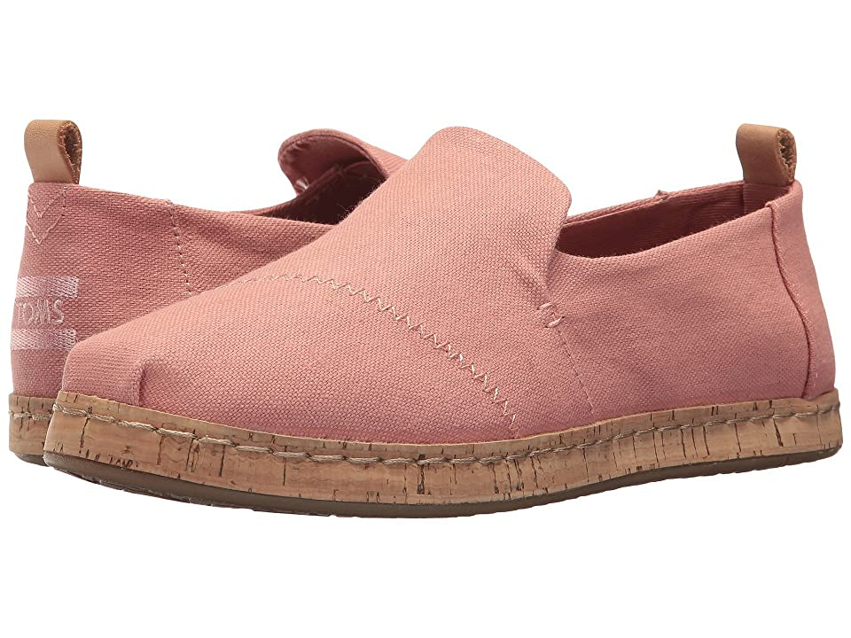 TOMS Deconstructed Alpargata (Bloom Hemp) Women