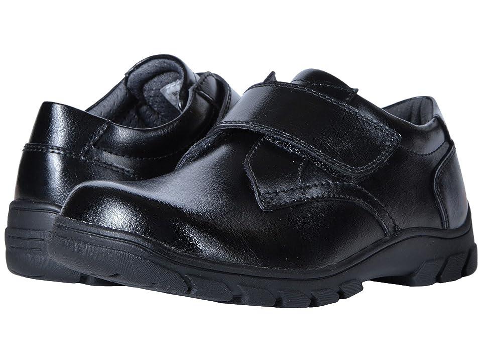 Florsheim Kids Getaway Strap, Jr. II (Toddler/Little Kid/Big Kid) (Black) Boys Shoes