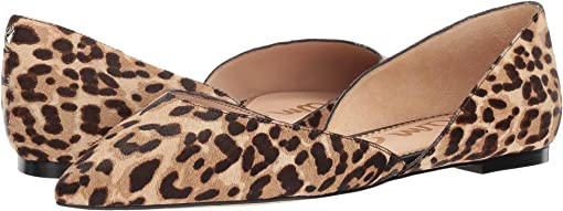Sand Jungle Leopard Brahma Hair