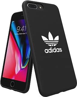 CUSTODIA PER APPLE iPHONE 7 4.7 ADIDAS ROSA CIPRIA CON LOGO BIANCO
