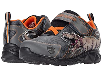 Favorite Characters Jurassic Worldtm Lighted Athletic JPF312 (Toddler/Little Kid) (Black) Boy