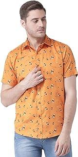 Zeal Men's Regular Fit Shirt