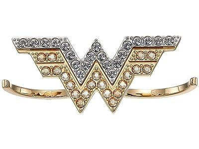 Swarovski Fit Wonder Double Ring (White) Ring
