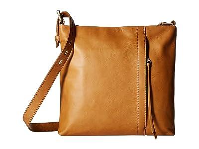 Hobo Drifter (Honey) Cross Body Handbags