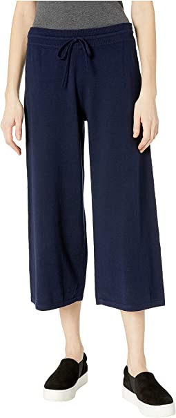 Crop Wide Pants