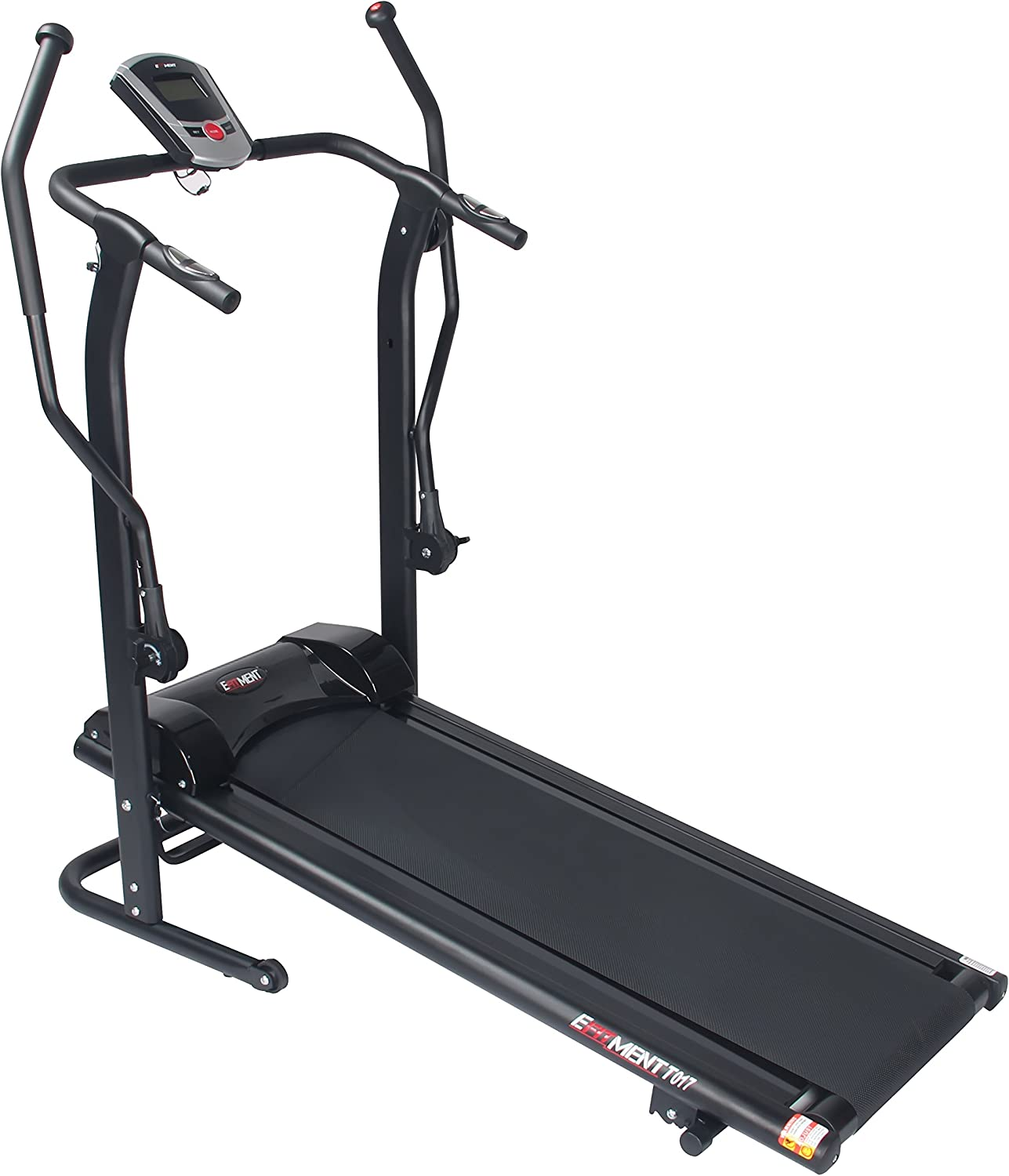 EFITMENT Adjustable Incline Magnetic discount Manual All items in the store Pulse Treadmill Mo w
