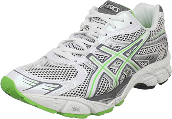 Amazon.com | ASICS Women's GEL-Phoenix 3 Running Shoe,White/Snow ...