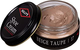 light beige shoe polish