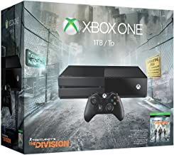 Xbox One Standard Edition com 1 Terabyte + Headset + Jogo Tom Clancy´s: The Division