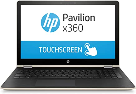 HP Pavilion X360 15.6 FHD Convertible Touchscreen 2019 Newest 2 in 1 Laptop Notebook Computer,