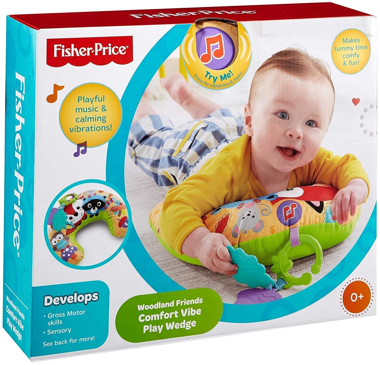 Amazon.com Almohadilla de apoyo cómodo Vibe Play de Fisher Price ...
