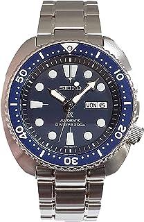 ساعة غوص على شكل سلحفاة من سيكو بروسبكس 200 متر من الستانلس ستيل SRPE89K1